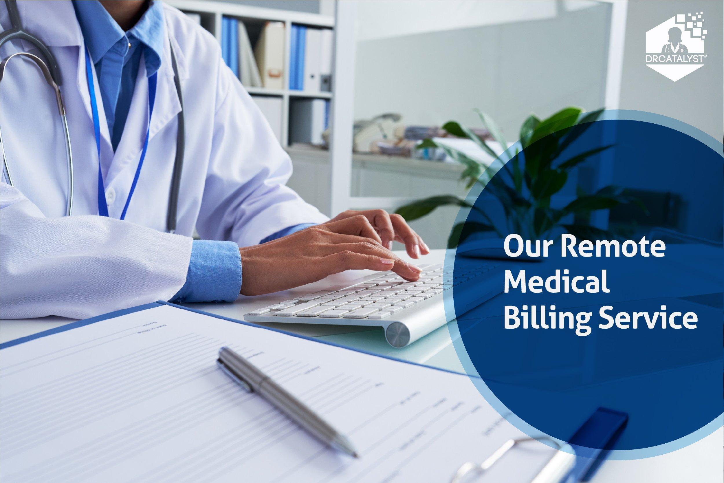 Remote Medical Billing Services