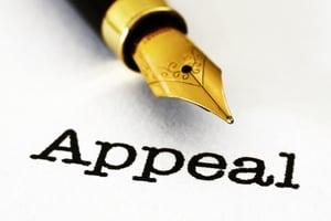 insurance appeal denials