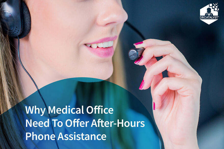 medical office phone assistance