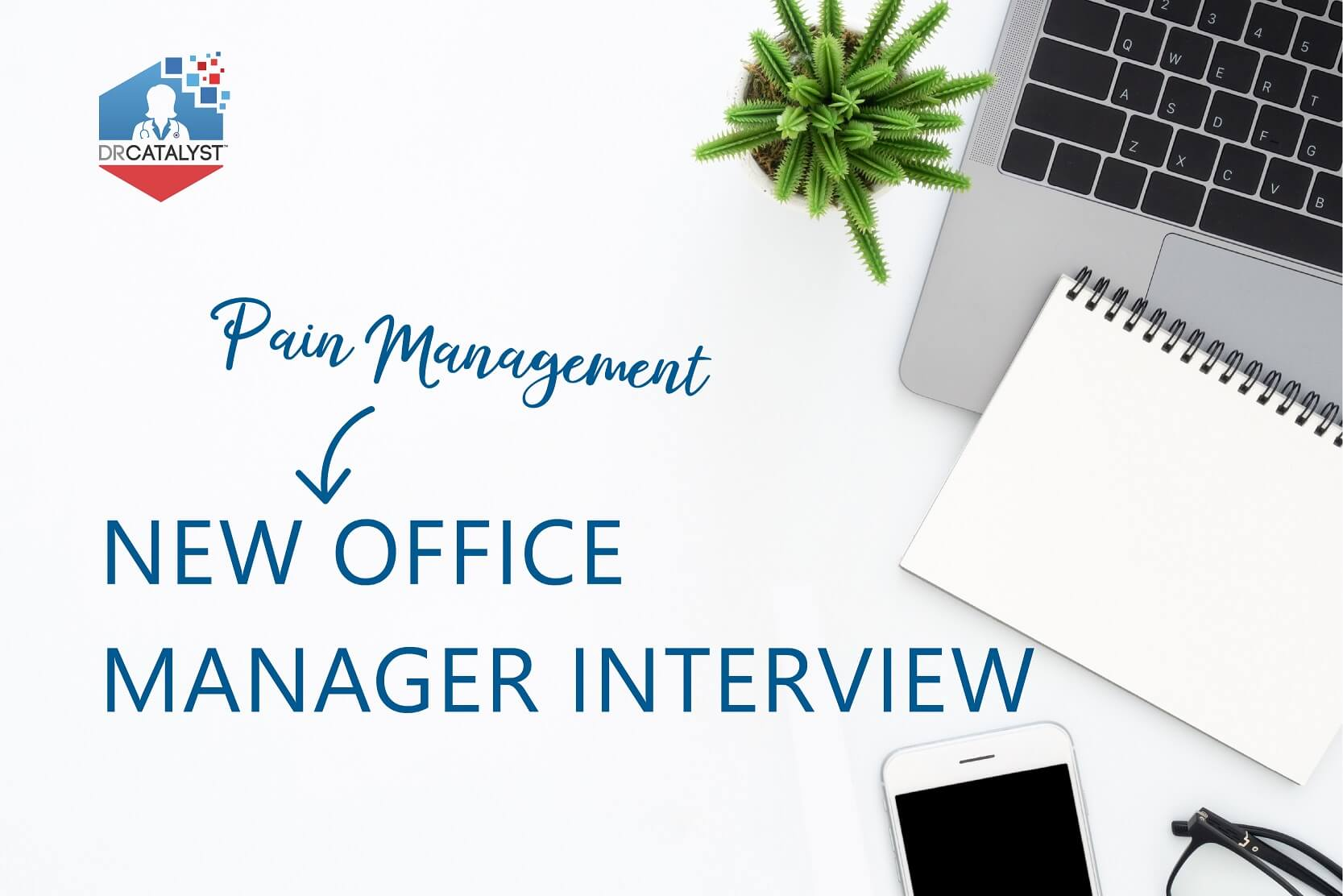 new office manager interview pain management