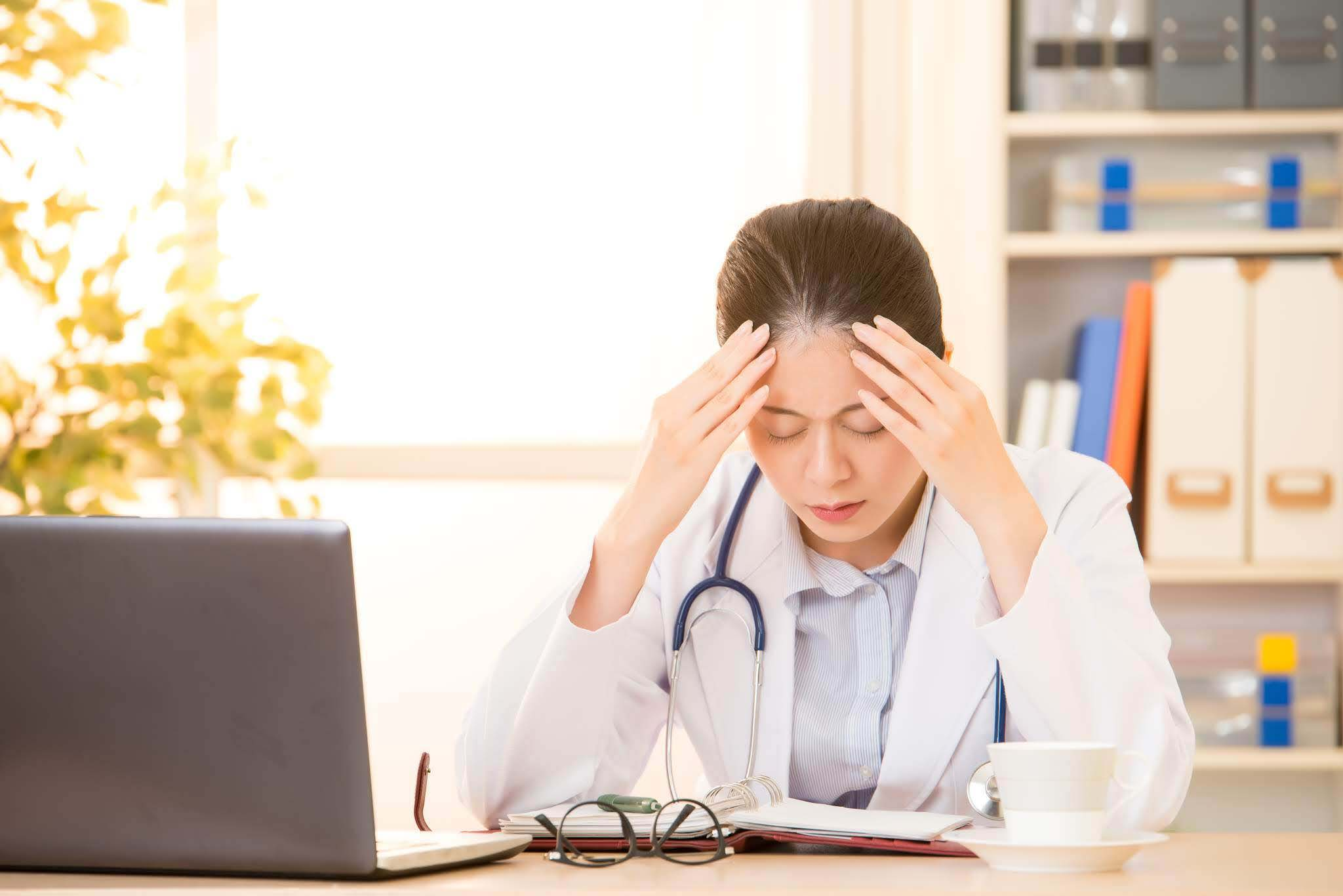 Allergist and Immunologists Burnout