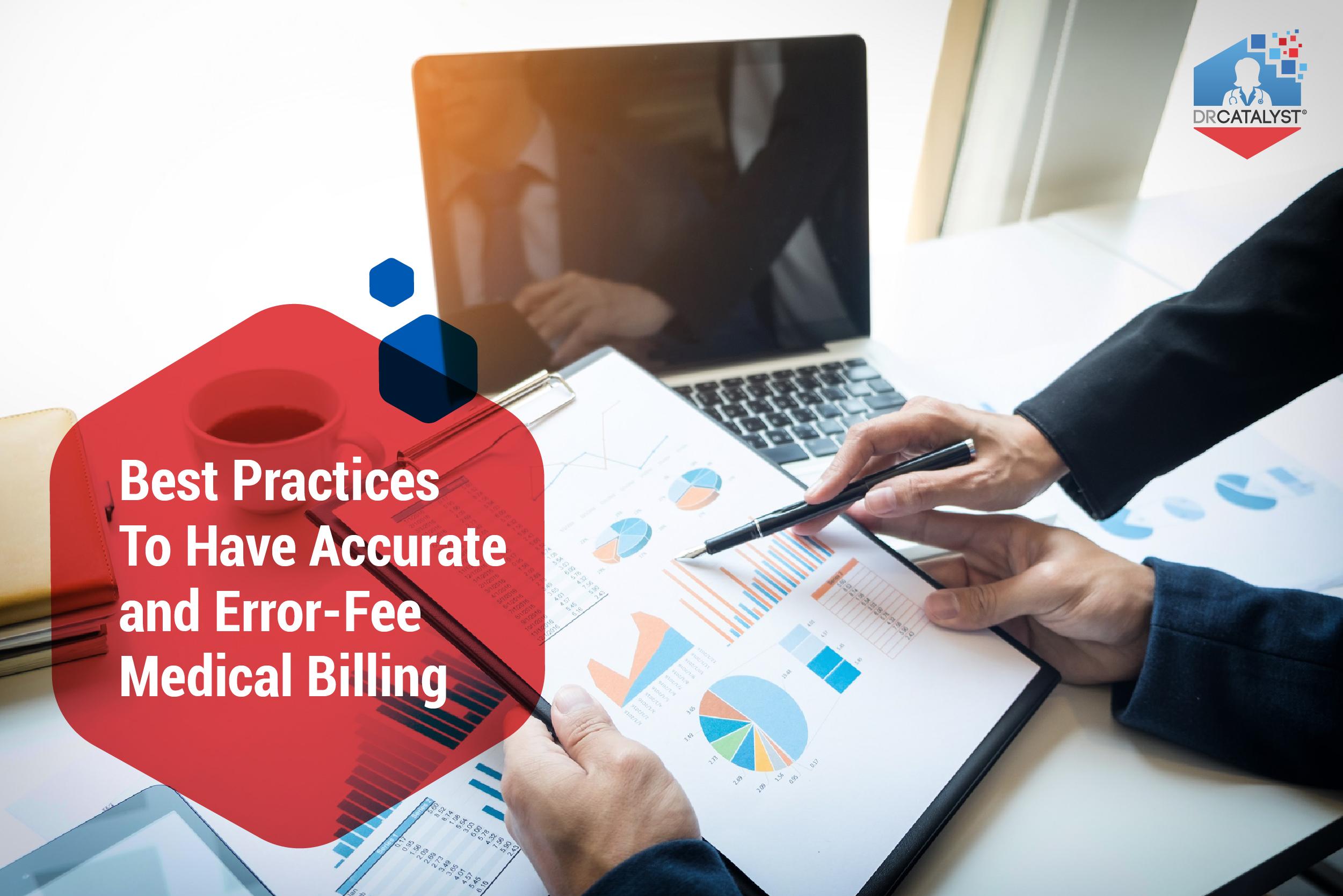 Error-Free Medical Billing