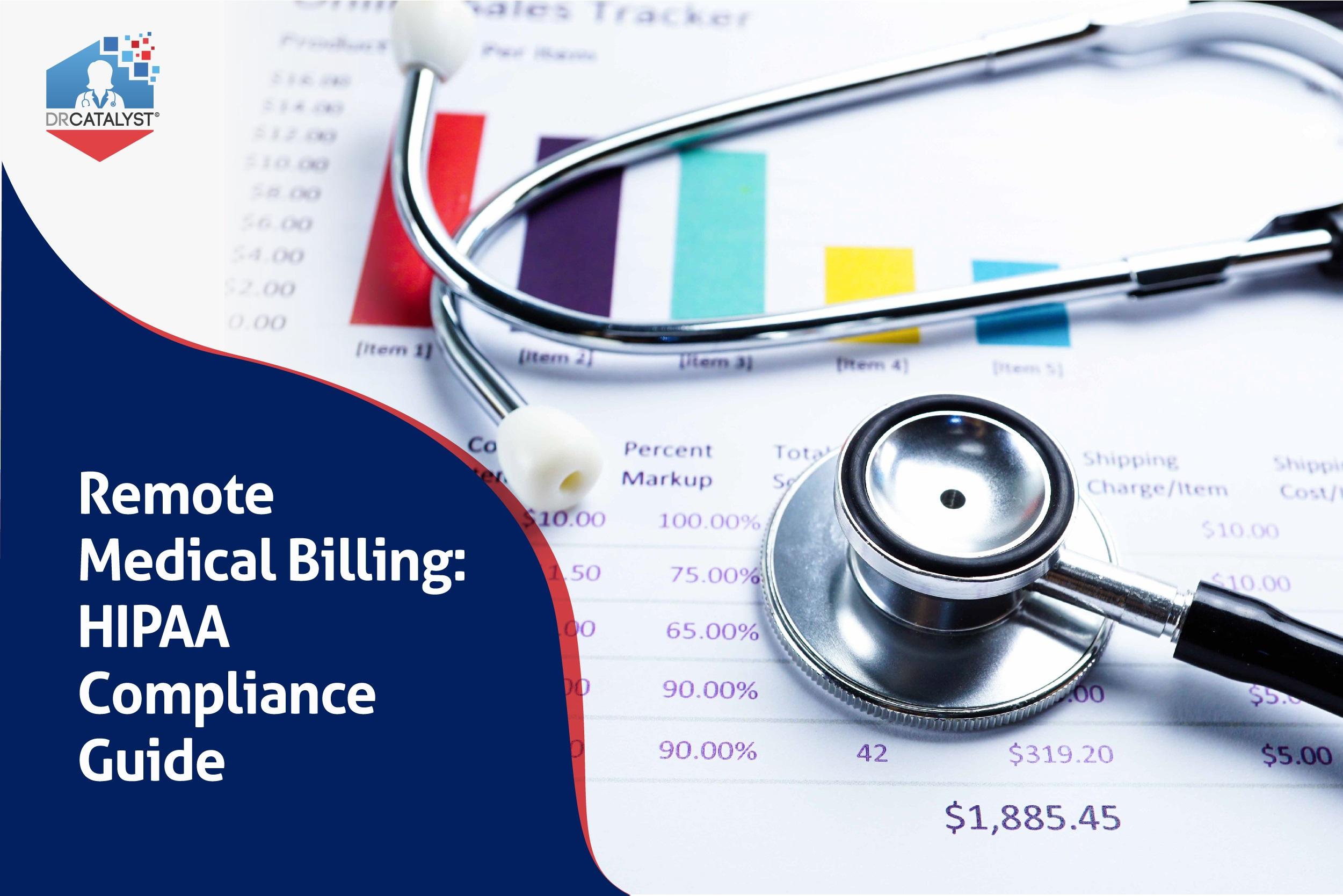 remote medical billing