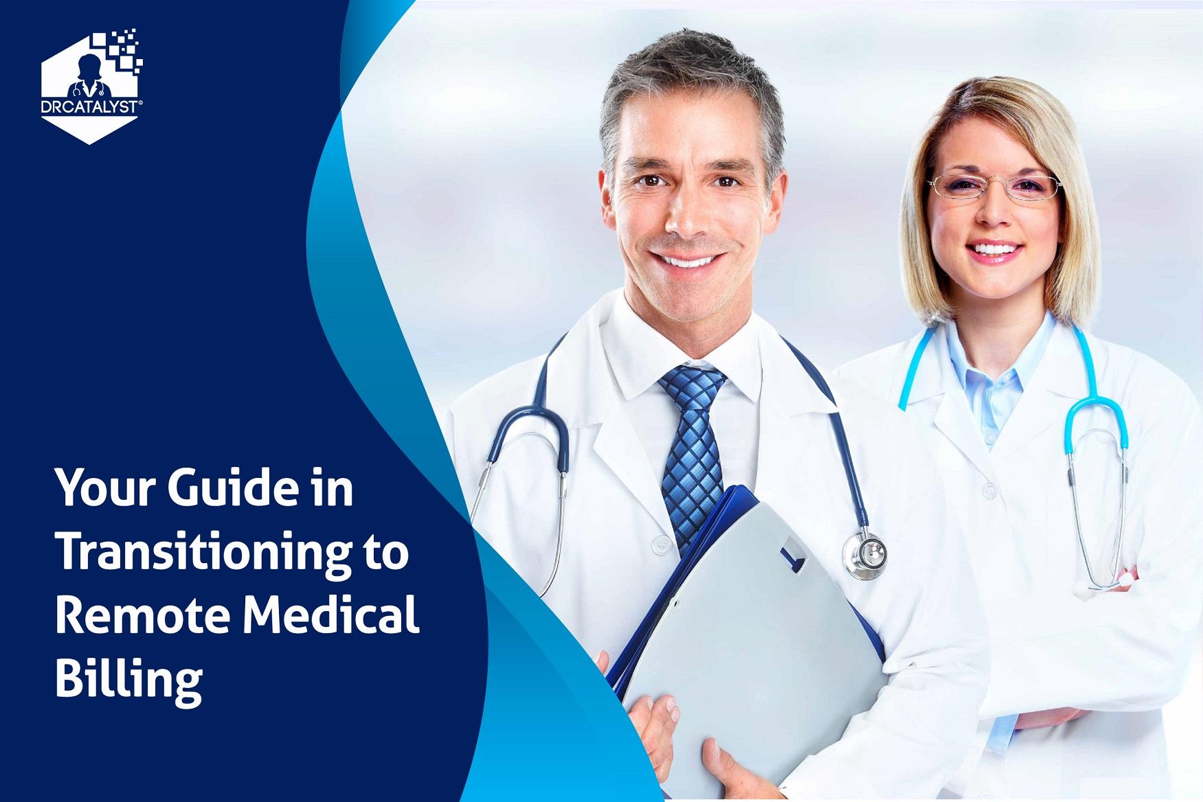 remote medical billing guide