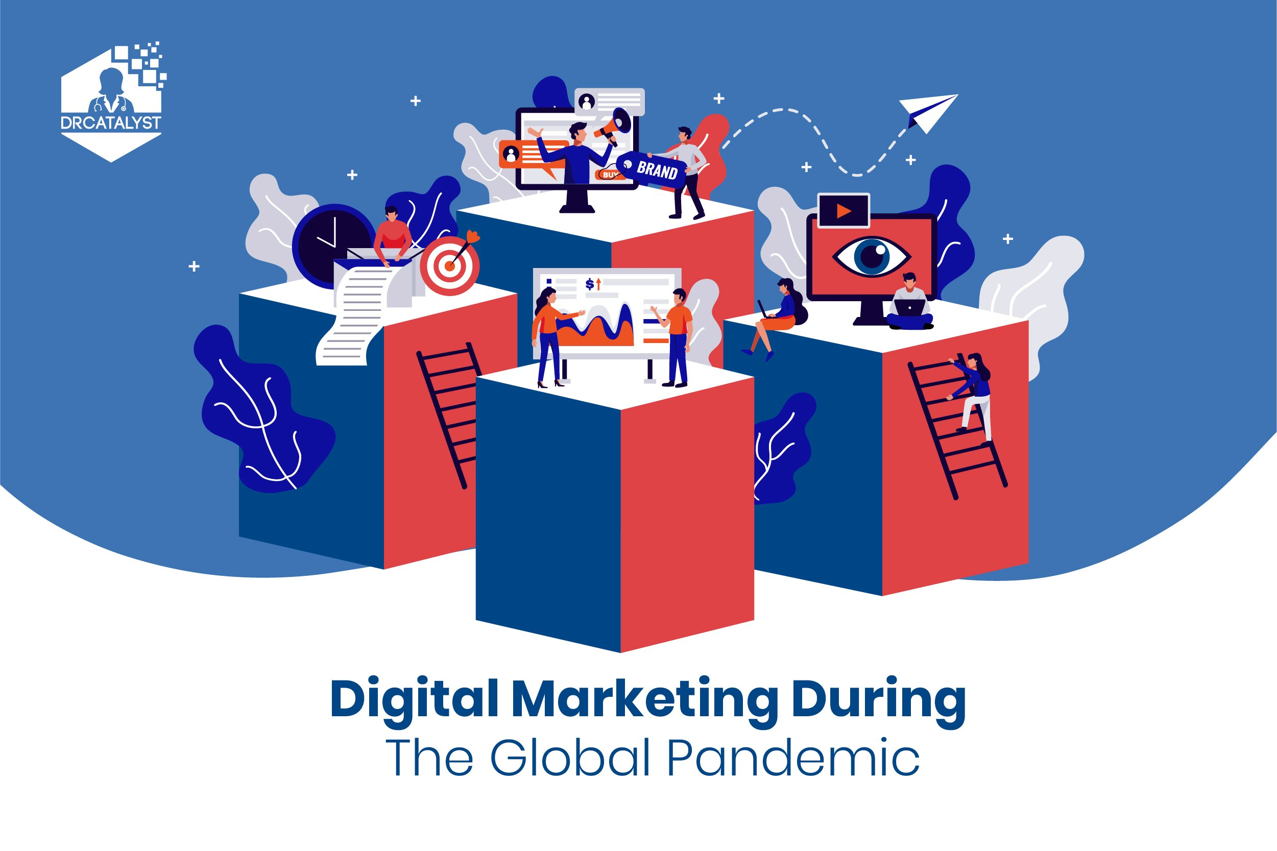 Digital Marketing During The Global Pandemic