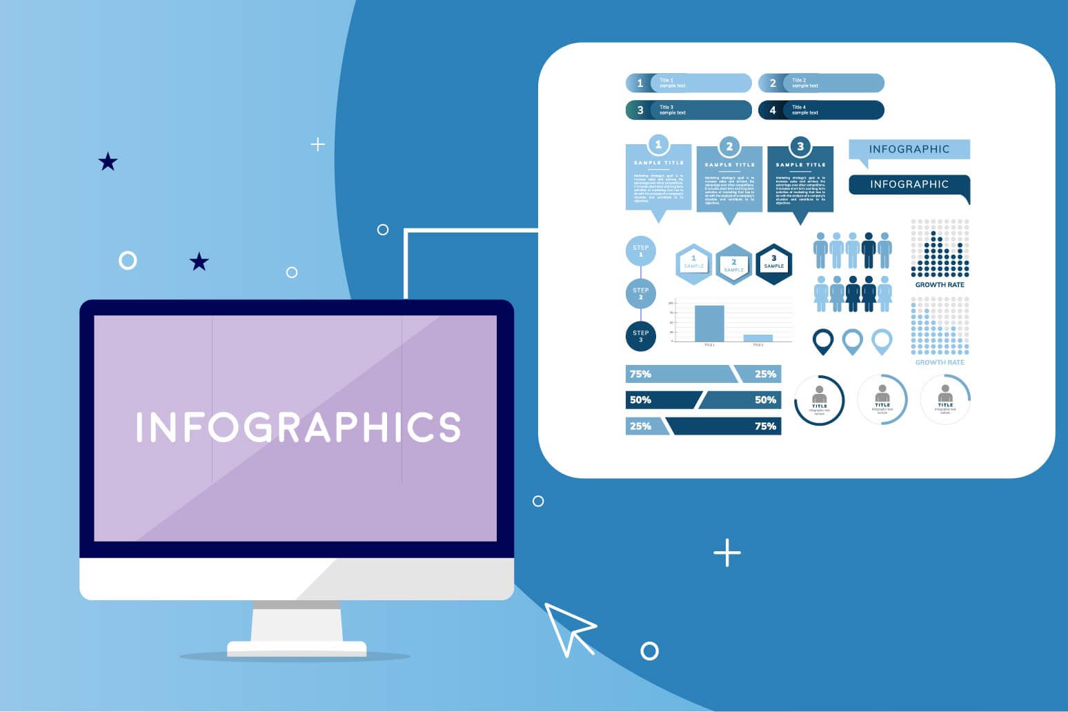blog format for infographics