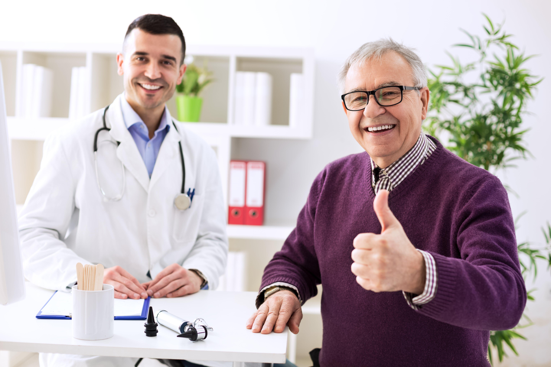 healthcare technology for elderly